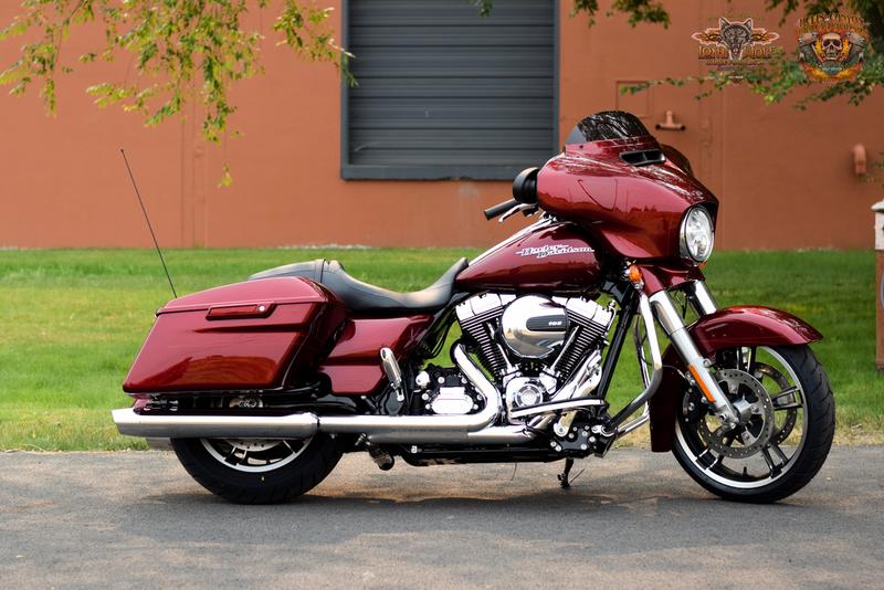 Harley-Davidson Street Glide Special 2016