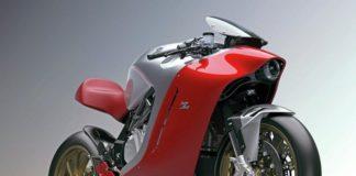 MV Agusta apresenta nova super esportiva F4 Zagato