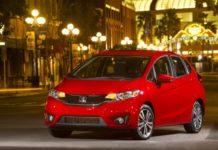 Novo Honda Fit 2017 norte-americano
