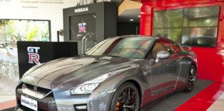 superesportivo GT-R chega ao Brasil