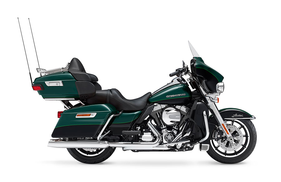 Recall Harley-Davidson Electra Glide Ultra Limited