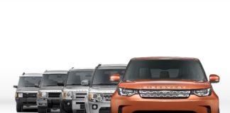Divulgada primeira imagem da nova Land Rover Discovery