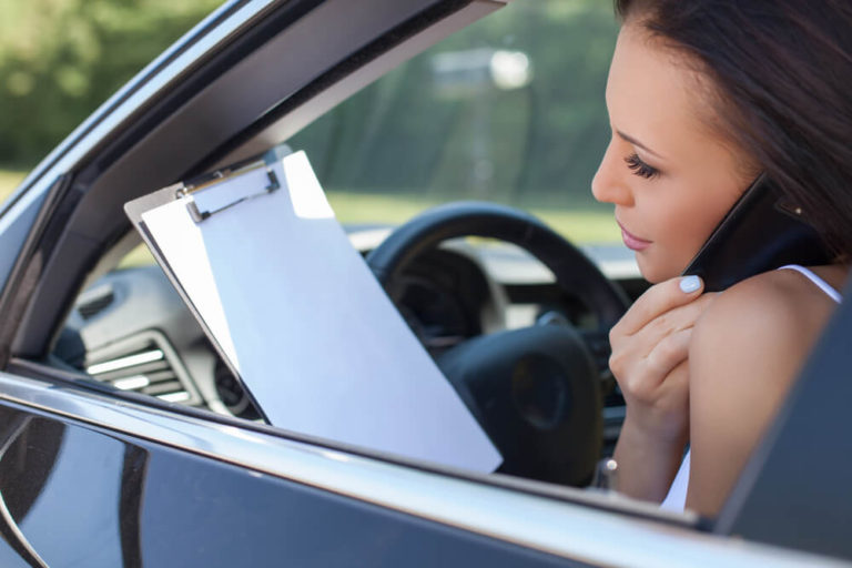 E a documentação na hora de comprar carro usado?
