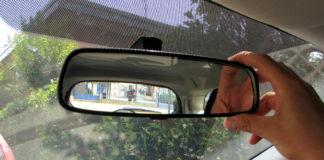 Como ajustar o retrovisor para eliminar os pontos cegos - UsadosBR