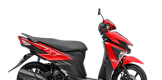 Nova Yamaha Neo 2017