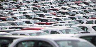 Emplacamentos de veículos cai 12,92% em setembro