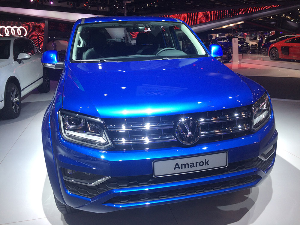 VW Amarok 2017 (Foto: Yuri Rodrigues)