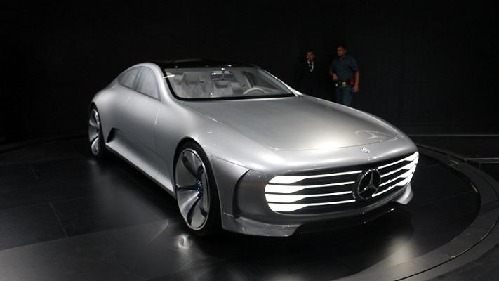 Mercedes-Benz IAA (Foto: Vanessa Goveia)