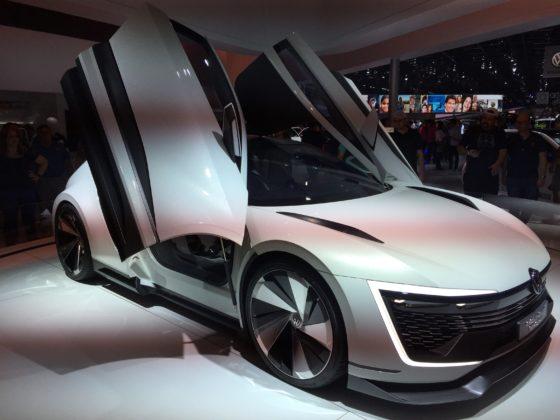 Volkswagen no Salão do Automóvel 2016