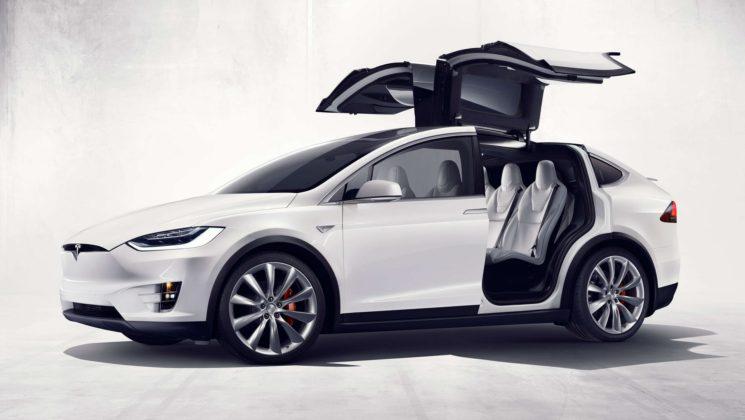 Sedã Tesla Model S