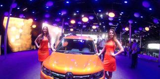 Renault apresenta Koleos Kwid e Captur no Salão do Automóvel
