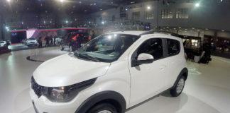 Fiat Mobi chega ao mercado mexicano
