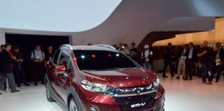 Honda apresenta SUV WR-V no Salão do Automóvel