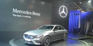 destaques da Mercedes-Benz no Salão do Automóvel 2016