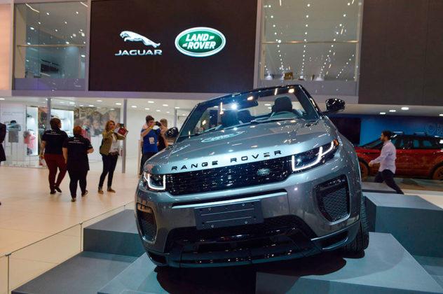 Novo Discovery é apresentado pela Land Rover