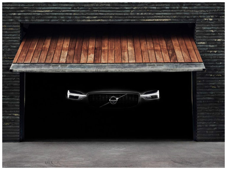 Volvo revela teaser do XC60 2018