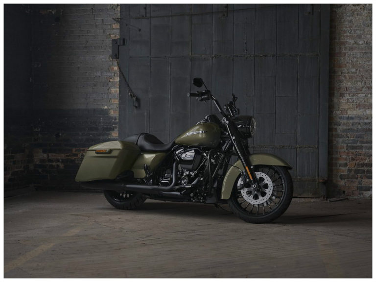 Harley-Davidson apresenta Road King Special