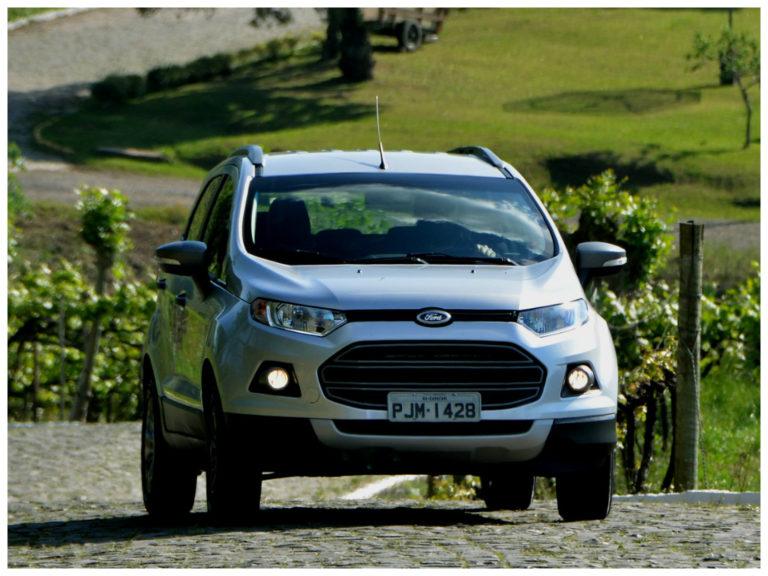 Ford faz recall de três modelos por problema no cinto de segurança