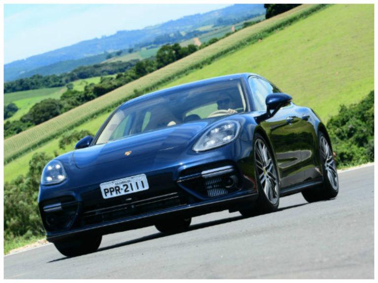 Porsche Panamera chega às lojas por R$ 758 mil