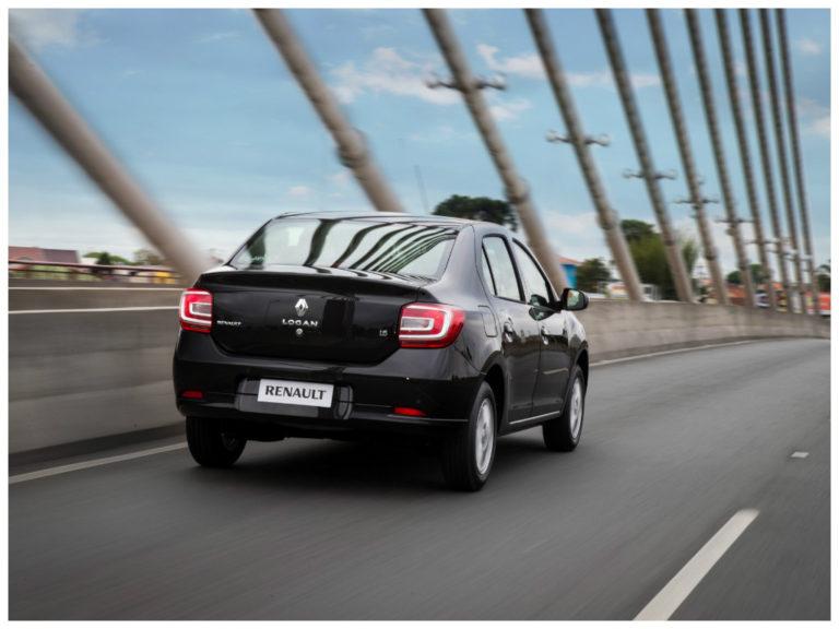 Renault faz recall de quatro modelos no Brasil