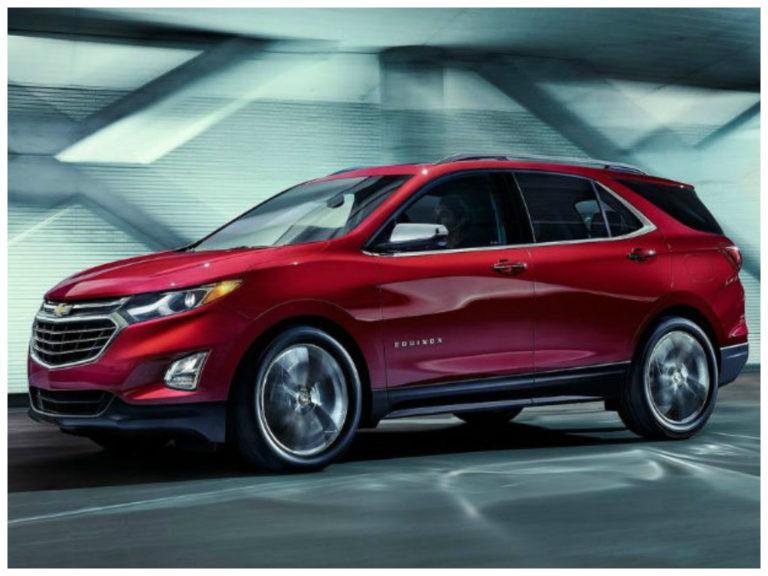 Chevrolet confirma Equinox para o Brasil no segundo semestre