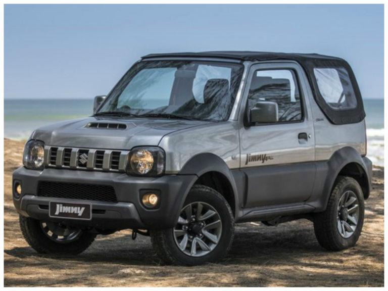 Suzuki Jimny Canvas já está à venda a partir de R$ 80.990