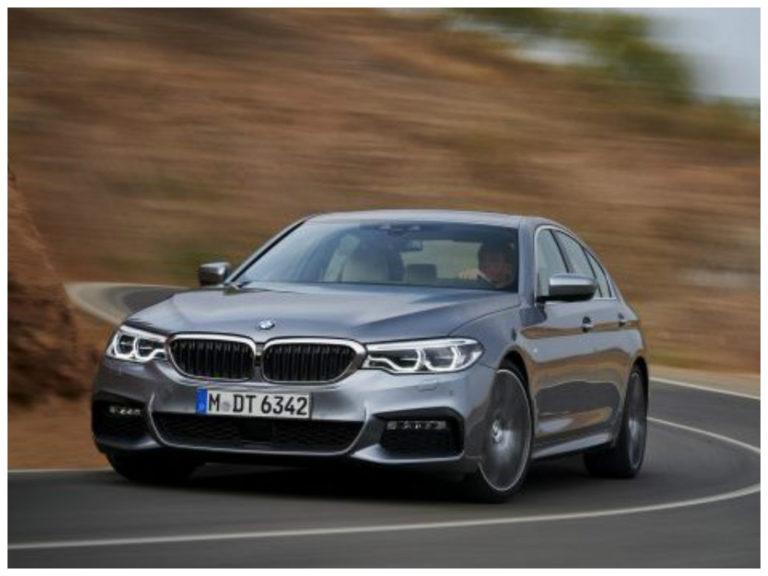 BMW Série 5 chega ao Brasil a partir de R$ 315 mil