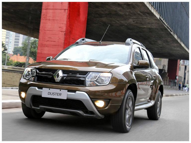 Renault reduz preços do Duster no Brasil