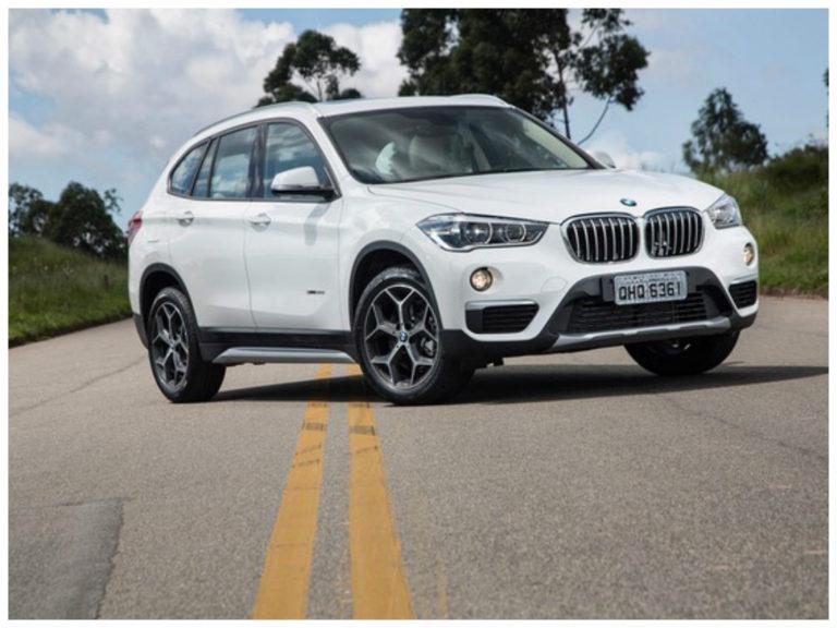 BMW convoca recall do modelo X1 sDrive20i X Line