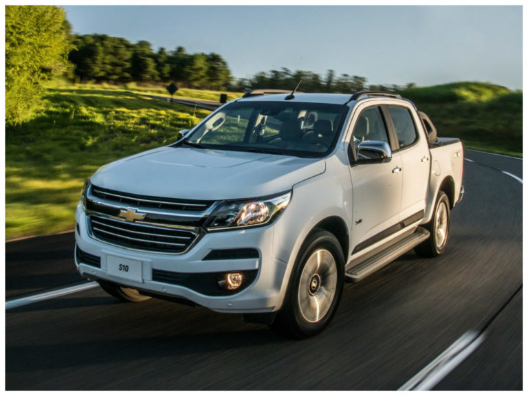 Chevrolet S10 ganha versão flex com câmbio automático por R$ 107.990