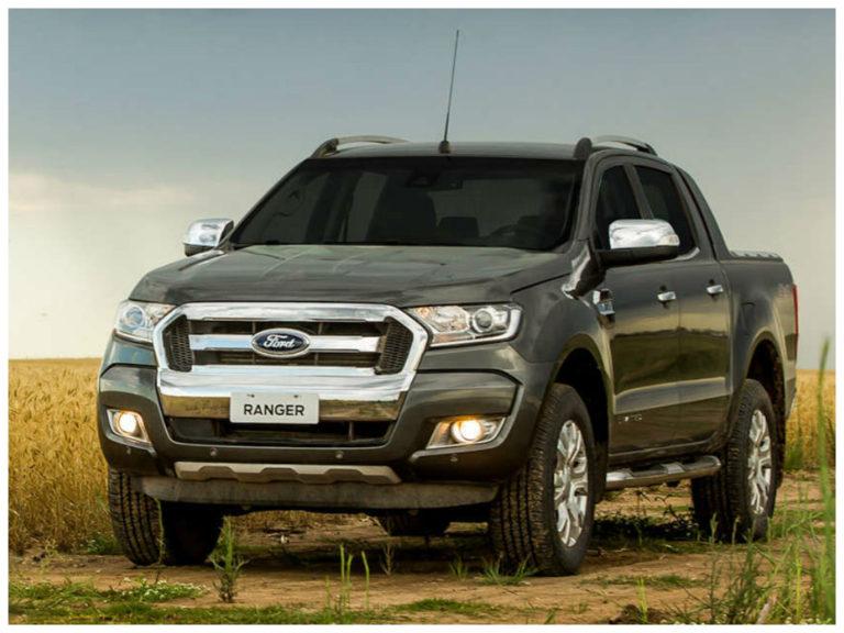 Ford Ranger é oferecida com R$ 24 mil de desconto