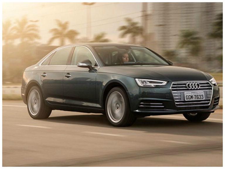 Audi convoca recall dos modelos A4 e A5 no Brasil