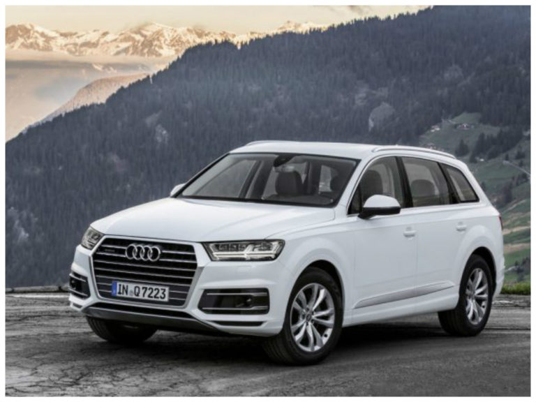 Audi Q7 com nova opção turbodiesel já aparece no site brasileiro