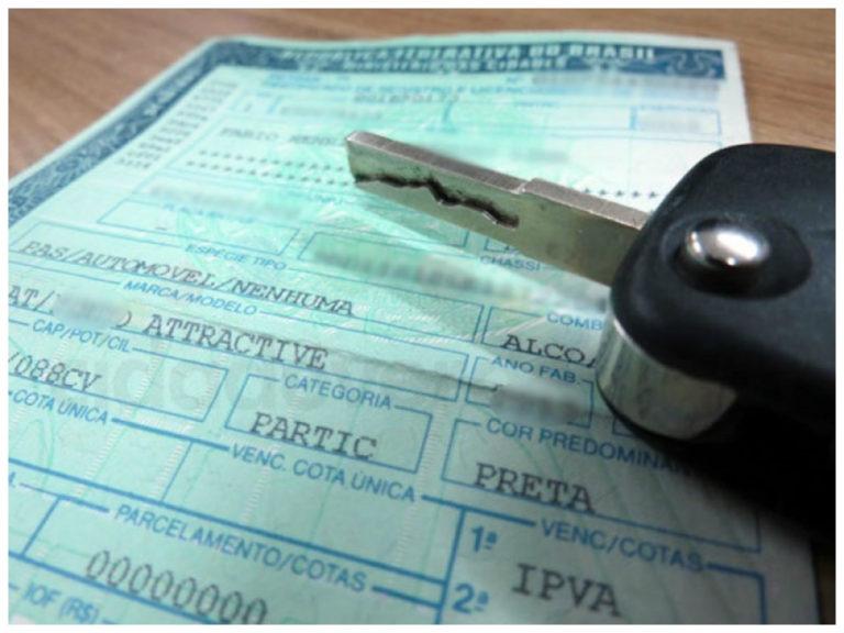 Veículo com IPVA atrasado não poderão ser apreendido em blitz em Goiás
