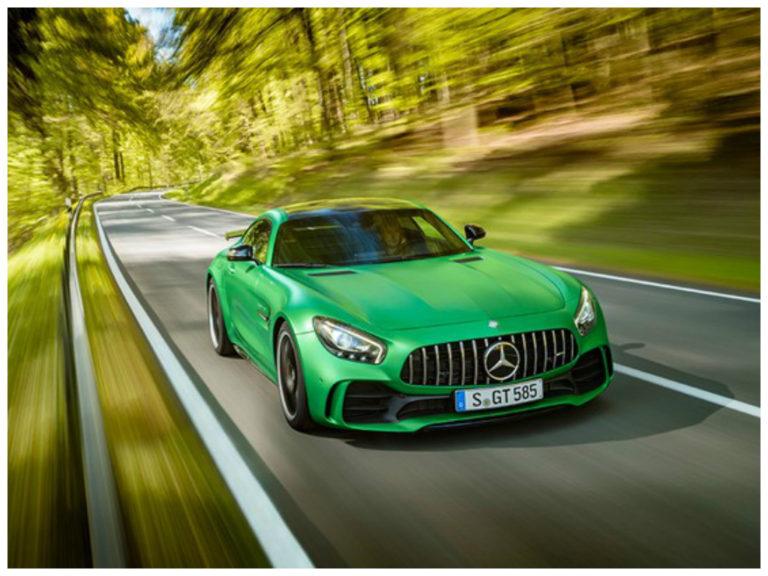 Mercedes-AMG GT R chega em maio por R$ 1.199.90