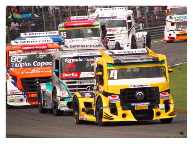 Copa Truck movimenta final de semana em Goiânia