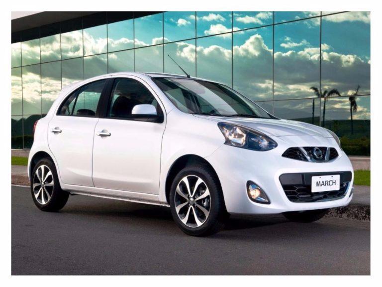 Nissan March e Versa tem aumento de preços de até R$ 2 mil