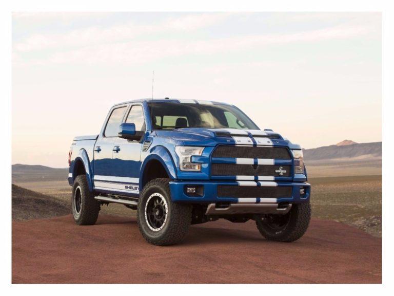 """Ford F-150 ganhou uma versão """"Super Snake"""" com 760 cv"""