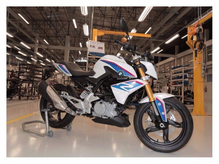 BMW G 310 R chega ao mercado brasileiro por R$ 21.900