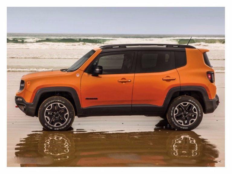 Jeep Renegade é chamado para recall no Brasil