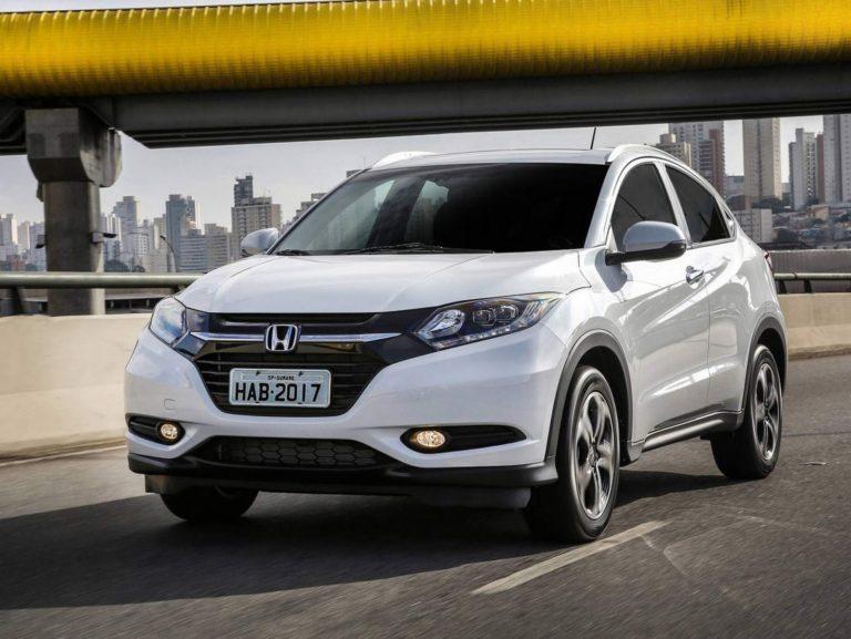 Honda HR-V 2018 chega com aumento de preços. Confira a nova tabela