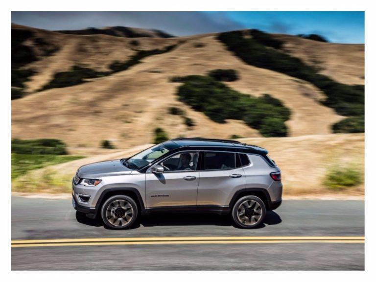 Jeep Compass 2018 ganha nova versão Limited Diesel