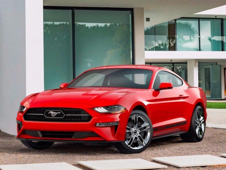 Novo Mustang 2018 chega com pacote opcional Pony