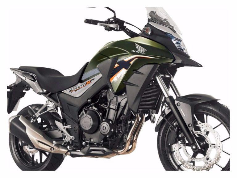 Honda lança linha CB 500 2018 no Brasil