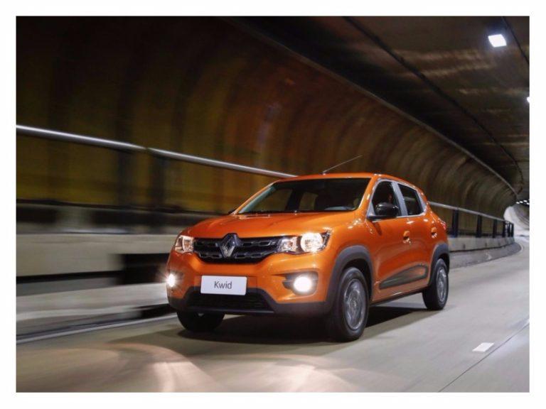 Renault Kwid é lançado com preço de pré-venda