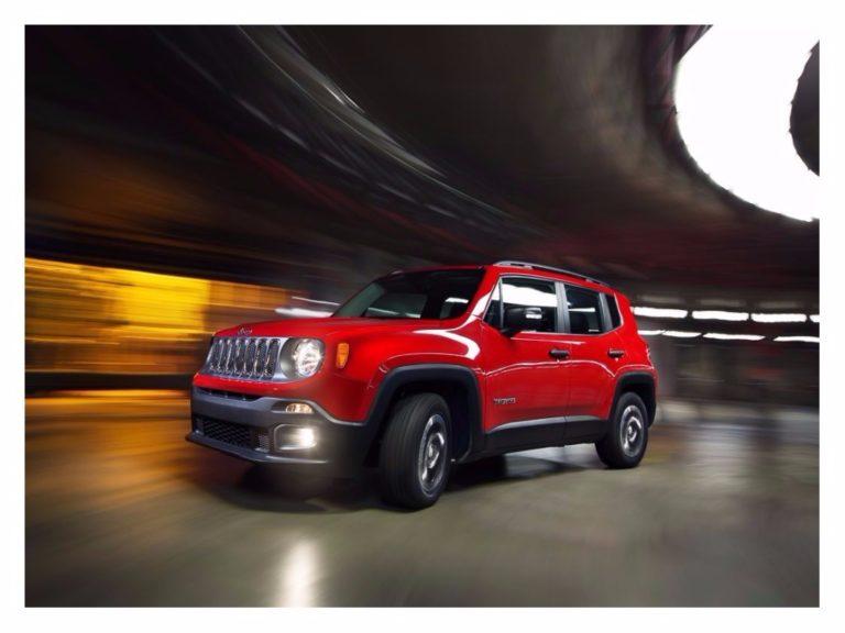 Jeep Renegade 2018 ganha novas versões e parte de R$ 74.490