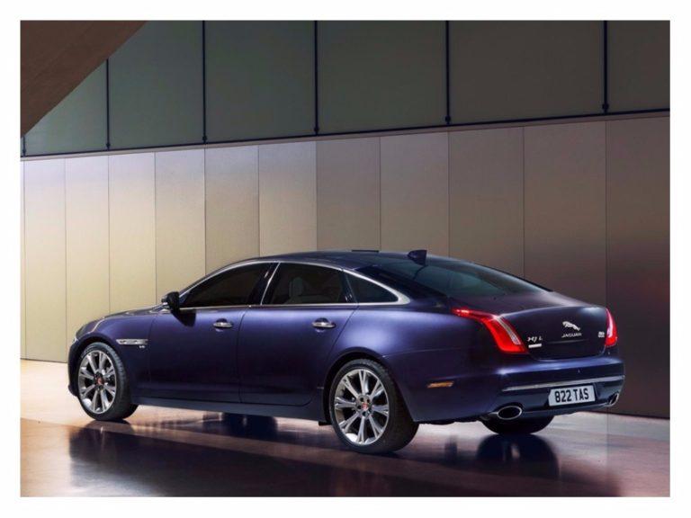 Jaguar XJ é convocado por defeito no airbag no Brasil