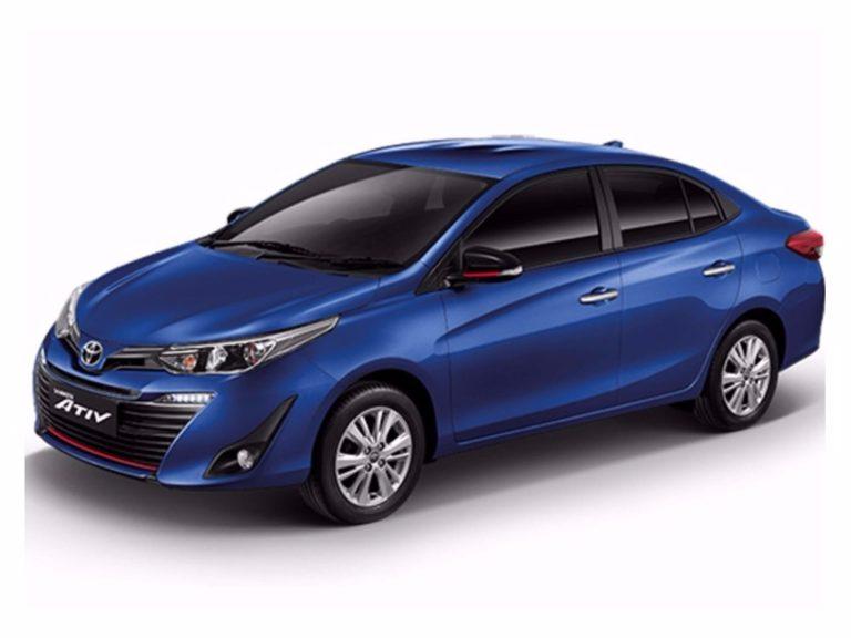 Toyota revela novo Yaris que será feito no Brasil