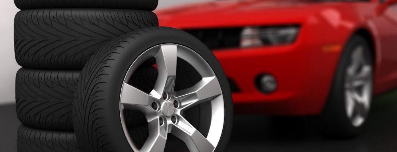 pneus importados para carros esportivos