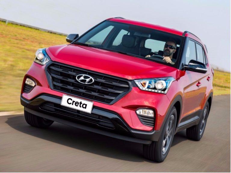 Hyundai Creta ganha versão Sport que não sai por menos de R$ 100 mil